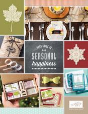 Stampin Up! Autumn Winter Catalogue 2013-2014