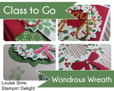 October Class to Go Wondrous Wreath