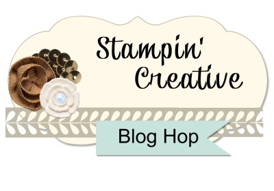 Stampin' Creative Blog Hop July