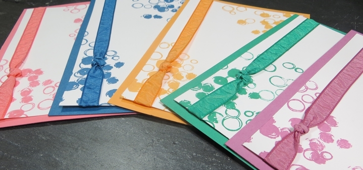 Stampin Up In Colours