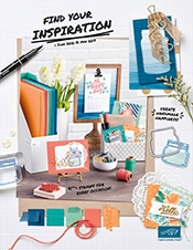 Stampin Up Annual Catalogue UK Demonstrator