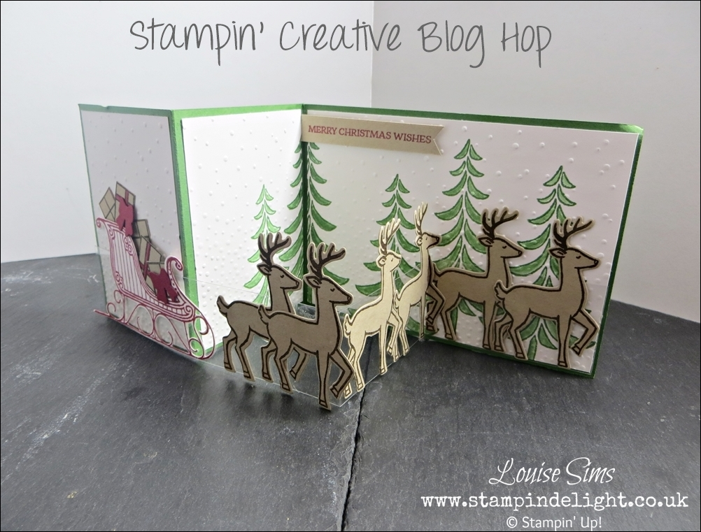 Sneak Peek from the Stampin' Creative team