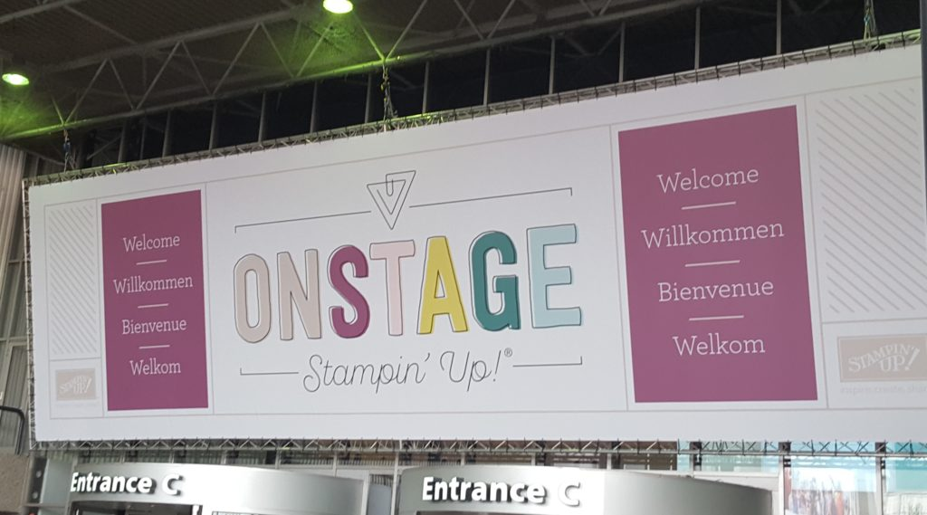 Join Stampin' Up! Onstage Live Amsterdam