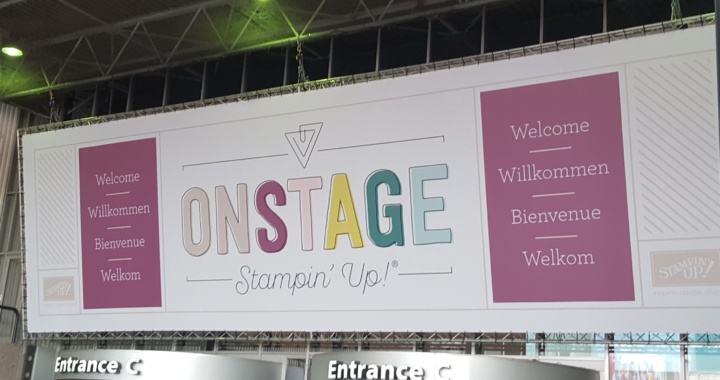 Stampin' Up! Onstage Live Amsterdam