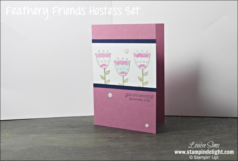 Stampin' Rewards Hostess Set