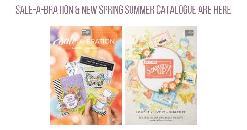 Spring Catalogue Sale